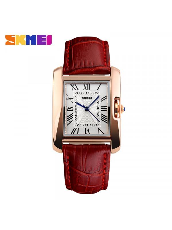 2016 Skmei Brand Elegant Retro Watches Women Fashion Lu