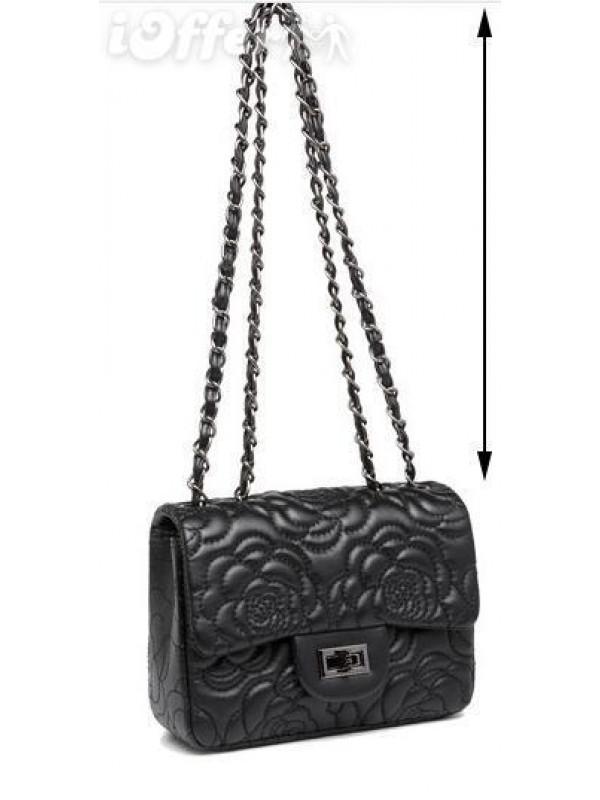2019 Fashion Women's Bag Chain with One Shoulder Slant