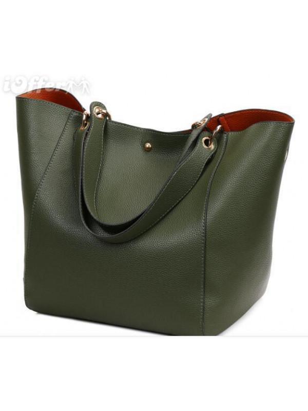 2019European and American New Retro lady handbag mother
