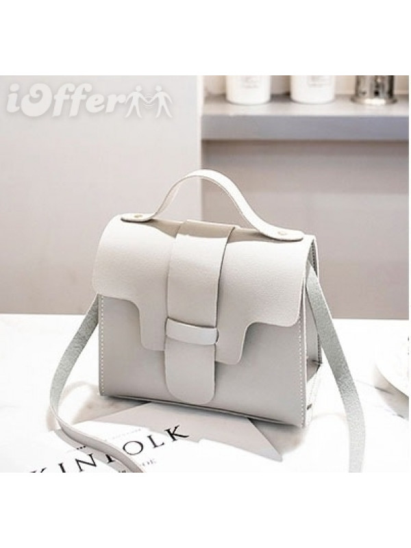 CASUAL SMALL LEATHER CROSSBODY BAGS FOR WOMEN 2019 DESIGN WOMEN PU LEATHER HANDBAGS TOTE SHOULDER BAG
