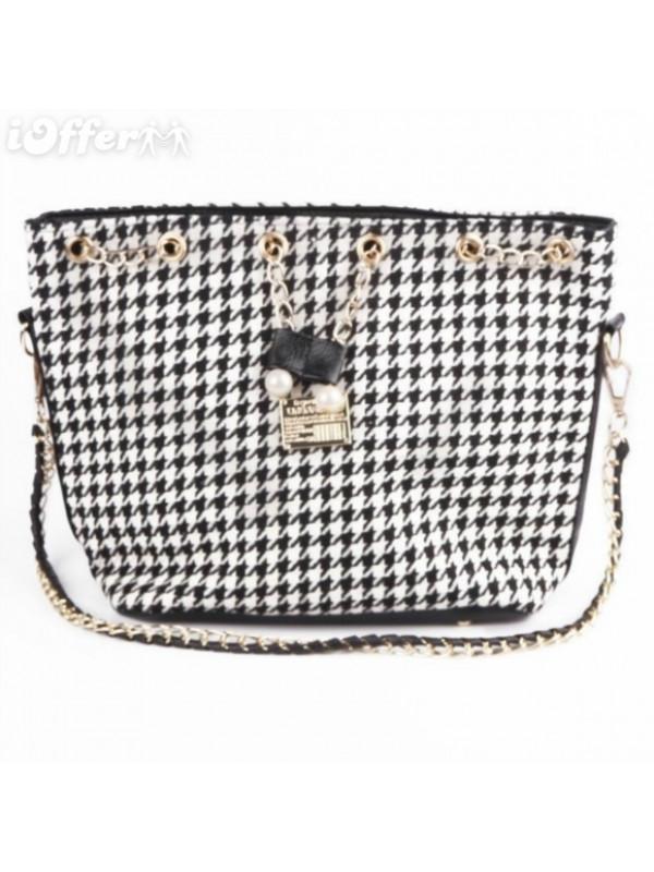 Chain Bag Satchel Clutch Womens Handbag Colorful 59684