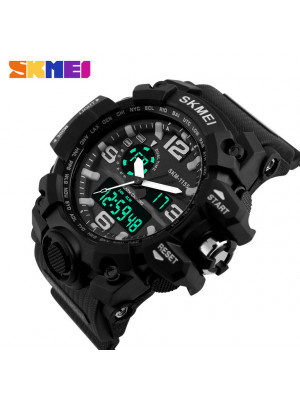 SKMEI Men Sports Watches Top Quality Wateproof Men Quar
