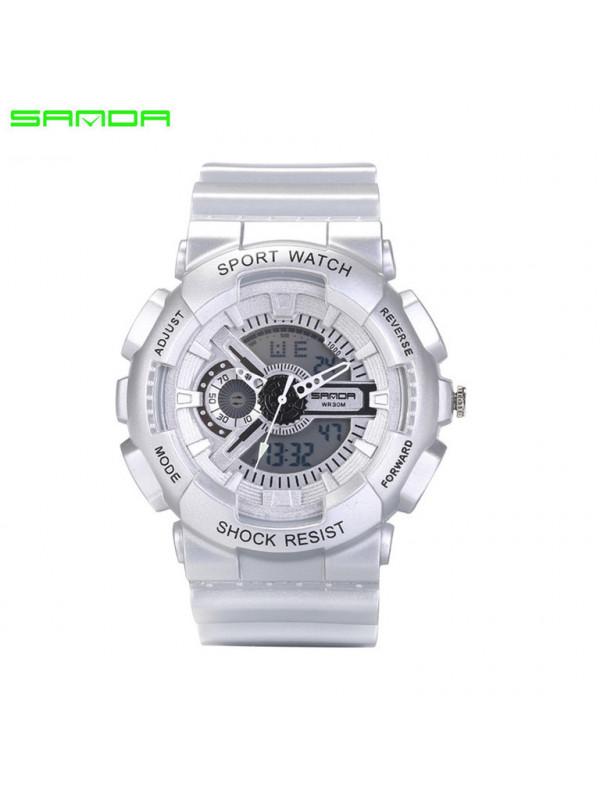 Super Sport Men's Luminous Quartz Digital Watches S